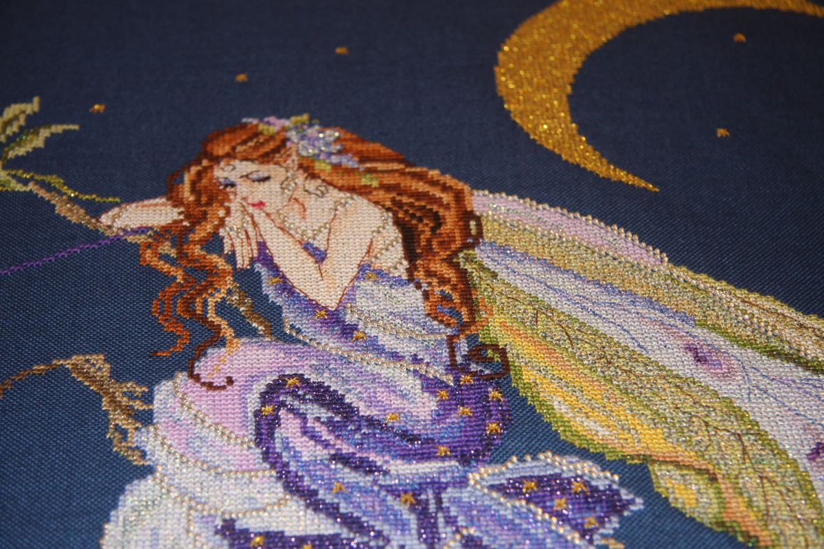 Fairy of Dreams detail